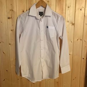🔥Toronto Maple Leafs White Button Down Shirt